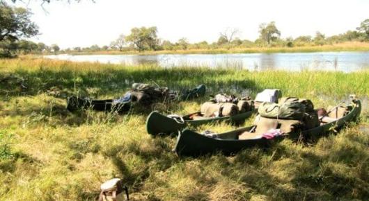 Canoeing Safaris