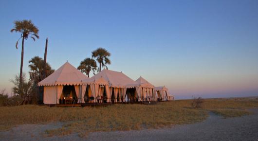 The magical San Camp