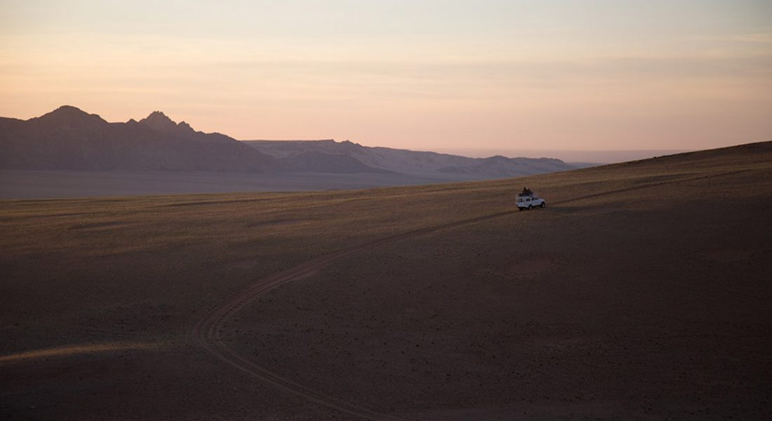 Namibia Expedition: The mysteries of the desert, revealed