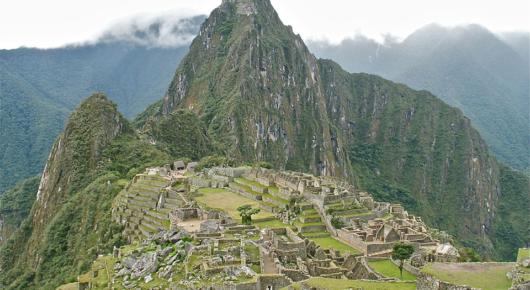 Machu Picchu, Peru (RA)