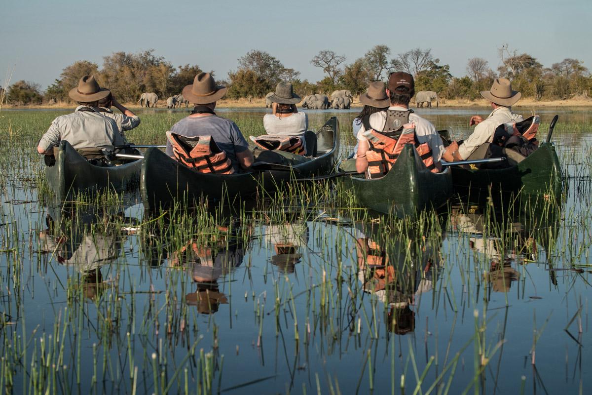 Selinda-Okavango Expedition