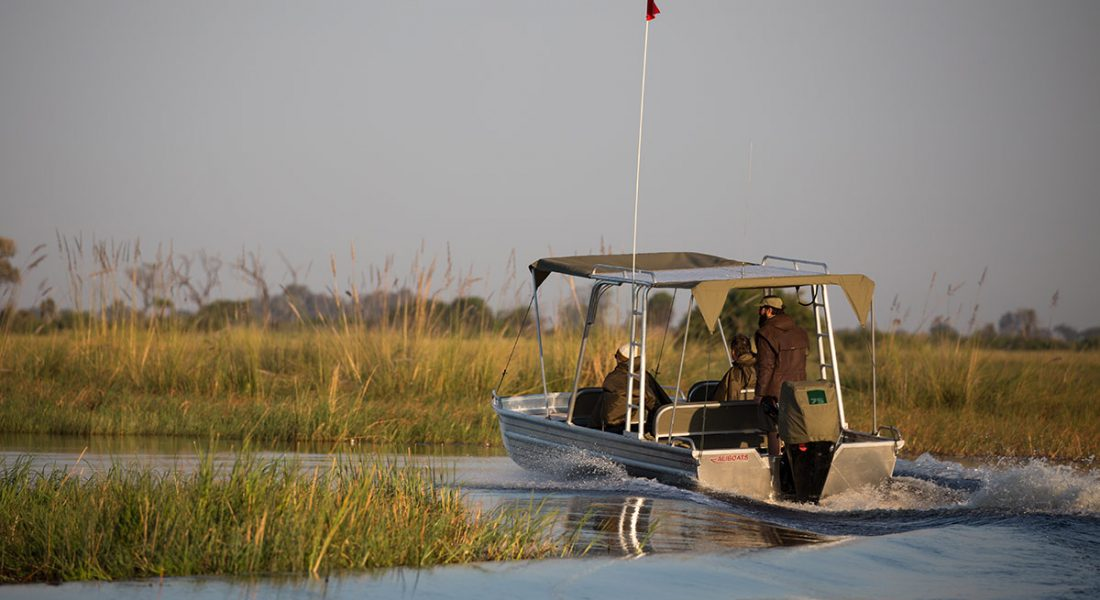 Okavango Boating