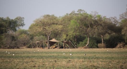 Camp Nomade