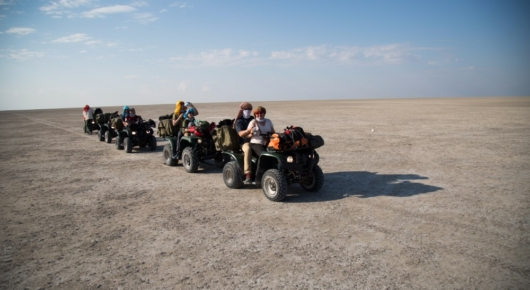 Our expedition team