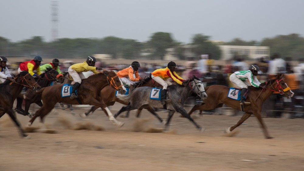 The N'Djamena derby