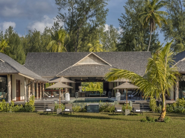 Seychelles Desroches Four Seasons