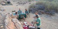 Namibian Breakfast.