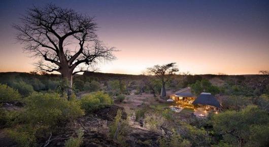 Baobab Hills view - Parfuri
